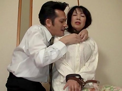 Erotic Mature Asian With Long Hair Getting Her Ass Licked