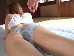 Icy Hot Asian Cowgirl Moaning As She Gets Drilled Doggystyle
