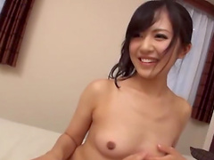 Charming Asian Doll With Small Tits Getting Fingered Immensely