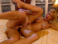 Homemade video of a dude fucking ass of his deluxe wife Dita