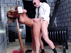 Mature wife Richelle Ryan loves when her neighbor comes to fuck her
