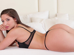Everyone knows that Abella has a perfect ass that needs to be poked