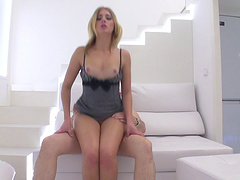 Captivating senorita with the greatest booty enjoys the screwing
