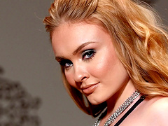 Glamorous Harley Rae can't wait to reveal her attractive curves