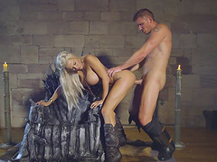 Peta Jensen wants to get pounded in each of the Seven Kingdoms