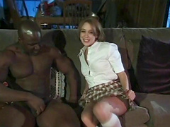 Taia Tyler finally knows how it feels to get blacked