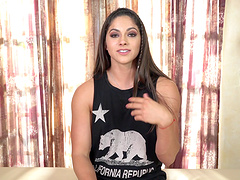 Aspen Rae and Jessa Rhodes in the most erotic interview