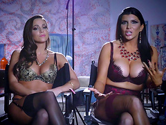 Abigail and Romi are certainly among the best cock riders ever