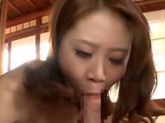 Doggy style on the table is something that Nagasawa Azusa can't forget