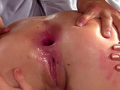 Anal sex session with insatiable chick Lindsey Olsen