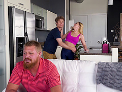 Carter Cruise fucks a guy with an erected pleasure tool