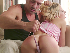 Haley Reed does not mind being ravished by a nasty lover