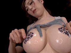Sumire Mika is a busty Japanese who loves sucking hard dicks
