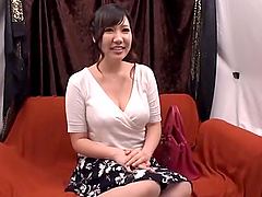 Kinky erotic experience for alluring Japanese woman