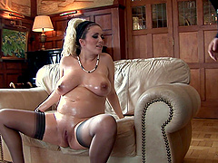Rebecca Jane Smythe offers her amazing body to a nasty lover