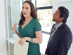 Chanel Preston is in need of a couple of massive love tools
