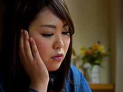 Japanese housewife seduced by a man for a sexual experience