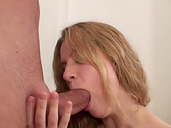 Clarissa cannot wait to feel a big boner up her nice booty hole