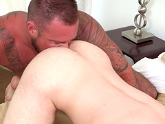 Nothing makes a guy guy happy like getting pounded by a friend