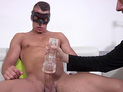 Nothing makes a gay boy happy like sucking a friend's cock