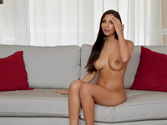 Handsome guy knows how to satisfy Gianna Dior and her friend at once