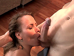 Dude doesn't have any mercy while fucking Emily Lee