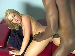 Barb Cummings loves interracial one on one hardcore action