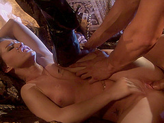 Handjob, doggy and missionary fuck with Jenna Presley