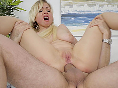 One of the things Gabi Gold loves is getting her ass smashed