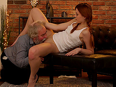 Charli Red wants to try every posible sex pose with her old friend