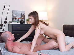 Emily Lee likes it when a friend fucks her asshole roughly
