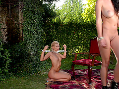 Mother and daughter sexy video
