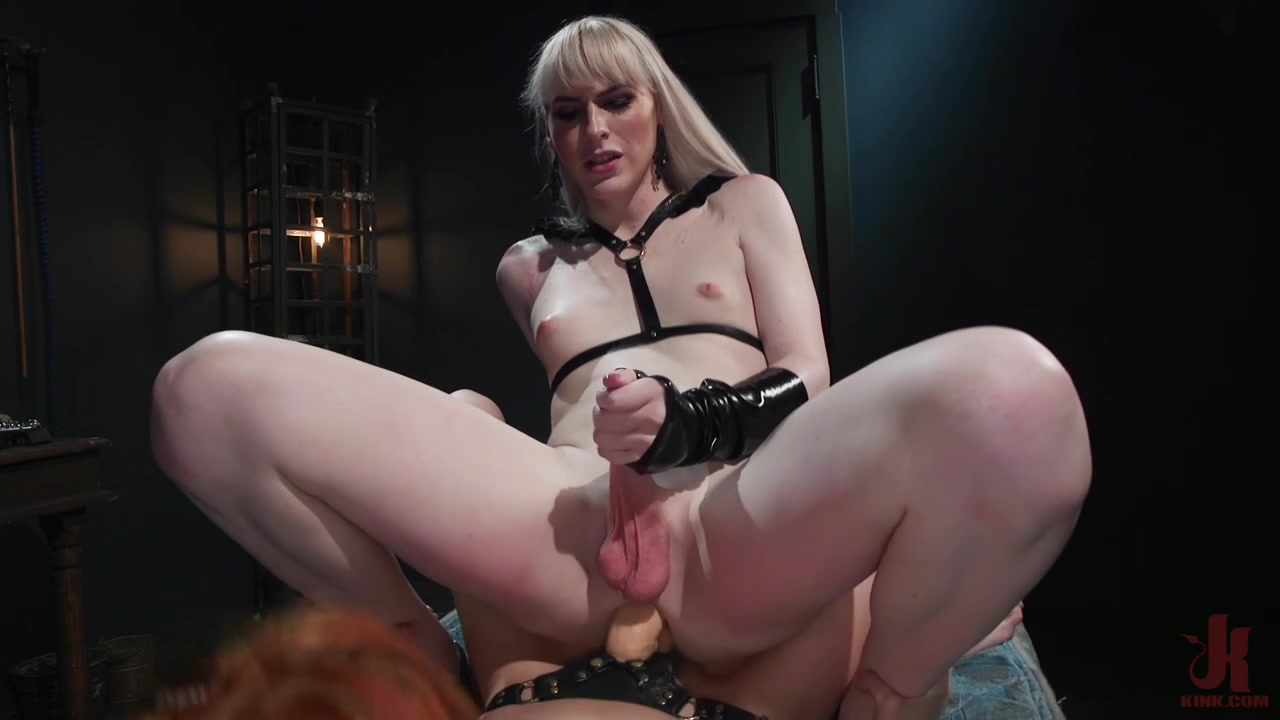 video monster cock tranny