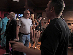 Behind the scenes of porn making with Jessica Drake and Puma Swede