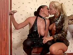 Gloryhole For Two