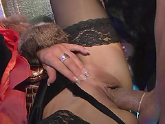 The Best Orgy With Hotties In A Strip Club