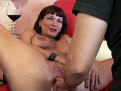 Busty Mommy's Fucked Silly By A Big Cock