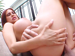 An Intense Fuck For A Sexy Redhead Milf