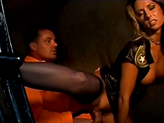 Rough Anal Sex For A Kinky Officer