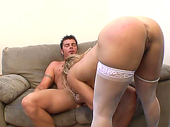 Slutty Milf Loves Rough Sex With Big Cocks