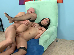 Sexy Officer Rides A Suspects Big Long Cock