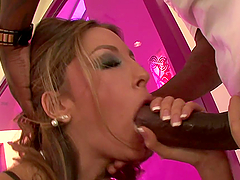 Interracial Anal Sex With Jenna Haze