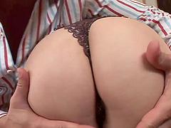 A Rough Fuck For A Busty Blonde Slut