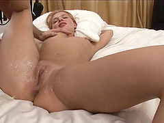 Ass Fucking For An Innocent Looking Blonde Teen