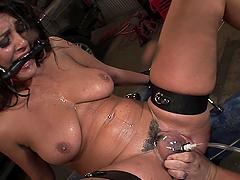 Rough Bondage Sex With The Slutty Charley Chase