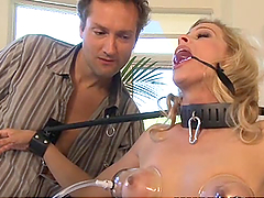 Payton Leigh Is Fucked Hard After Some Bondage Fun