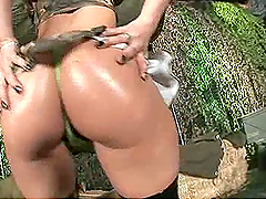 Rough Sex With The Bootylicious Soldier Charley Chase