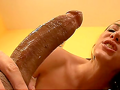 Audrey Elson's Awesome Deepthroat Skill and Hardcore Fucking Action