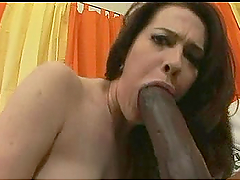 A Huge Black Cock For The Sexy Redhead Mae Victoria
