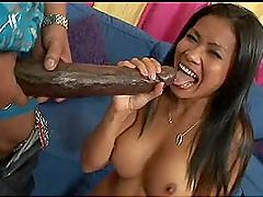 A Big Black Cock For The Asian Slut Priva